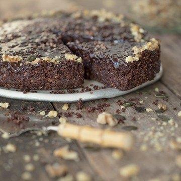 Rezept Veganer Schokoladenkuchen