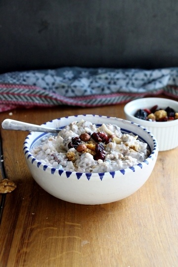 Rezept Veganes Birchermüsli