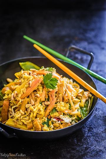 Rezept Veganes Thai-Curry