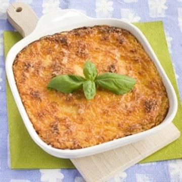 Rezept Vegetarische Moussaka
