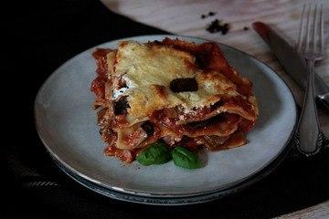 Rezept Vegetarische Ratatouille-Lasagne