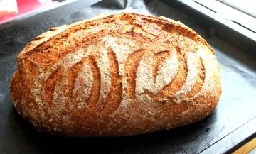 Rezept Vollkorn-Graham Brot