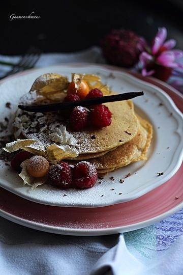 Rezept Vollkorn-Pancakes