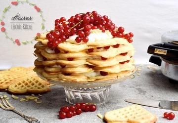 Rezept Waffel Torte