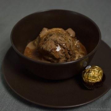 Rezept Wahnsinns Rocher-Eis