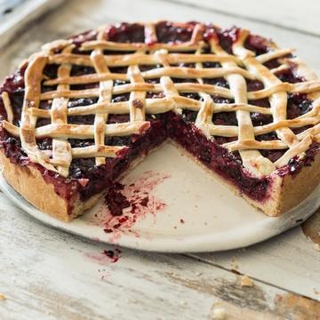 Rezept Waldbeeren-Pie