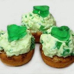 Rezept Waldmeister-Muffins