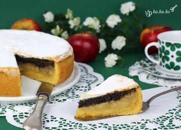 Rezept Waldviertler Mohn-Apfel-Torte