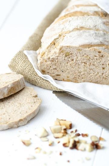 Rezept Walnuss-Brot