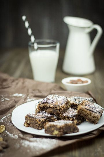 Rezept Walnuss-Brownies
