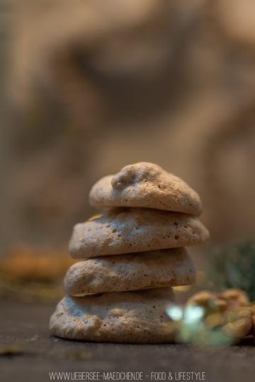 Rezept Walnuss-Schäumchen für die Plätzchendose