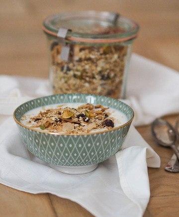 Rezept Wärmendes Quinoa-Granola