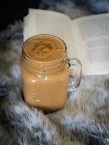 Rezept Warmer Apfelsmoothie