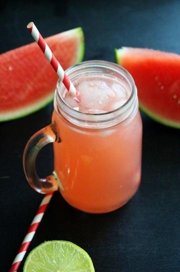 Rezept Wassermelonen Limonade