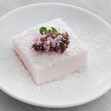 Rezept Wassermelonen-Marshmallows in Limetten-Puderzucker