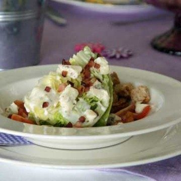 Rezept Wedge Salad