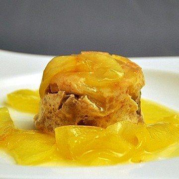 Rezept Weihnachtliche Apfel-Tarte-Tatin mit Salzbutter