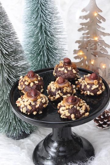 Rezept Weihnachtliche Schoko-Nuss-Kuller