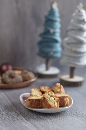 Rezept Weihnachts-Cantuccini