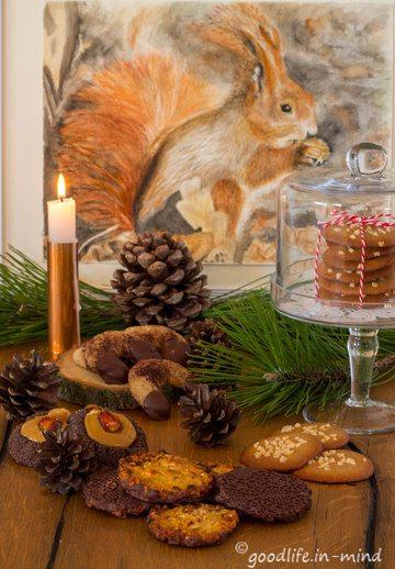 Rezept Weihnachtsbäckerei