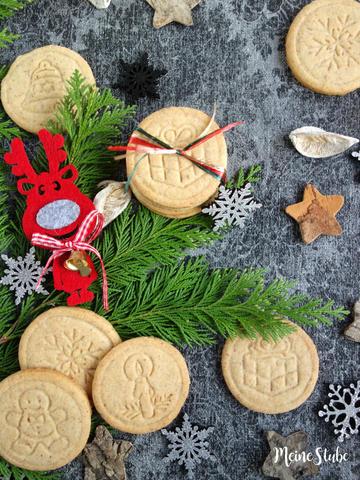 Rezept Weihnachtskekse backen