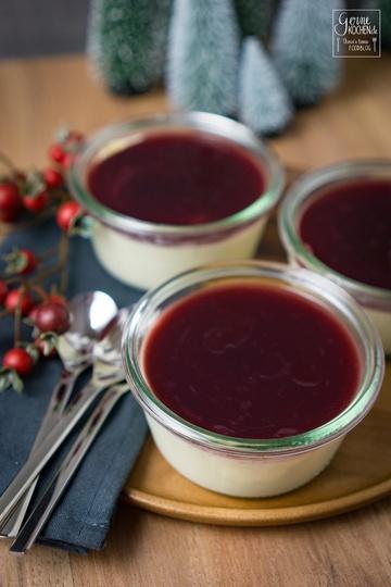 Rezept Weihnachtspanna-Cotta