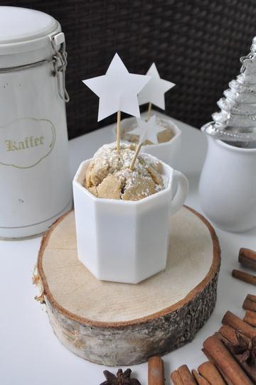 Rezept Weihnachtsstollen in der Tasse