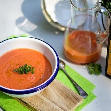 Rezept Weisse Gazpacho