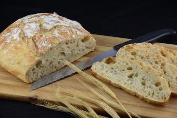 Rezept Weizenbrot/Topfbrot