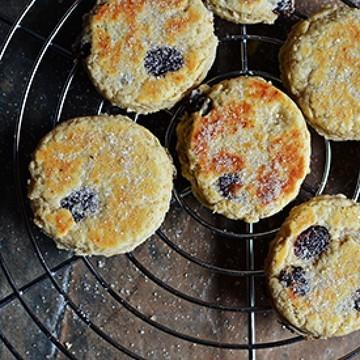 Rezept Welsh cakes