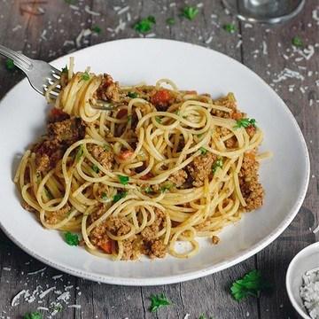 Rezept Weltbeste Spaghetti Bolognese