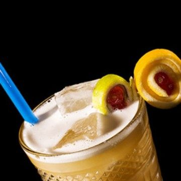 Rezept Whisky Sour