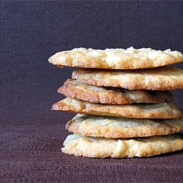 Rezept White Chocolate Macadamia Cookies