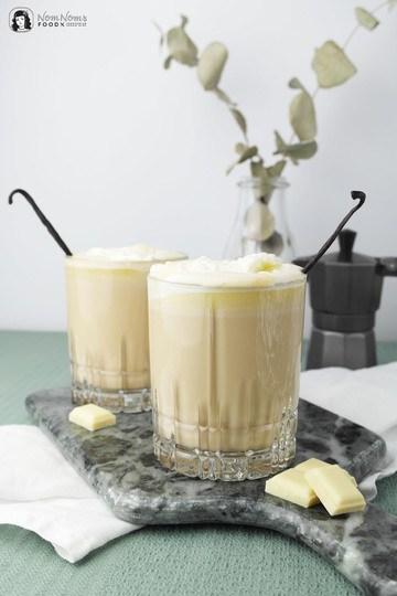 Rezept White Chocolate Mocha