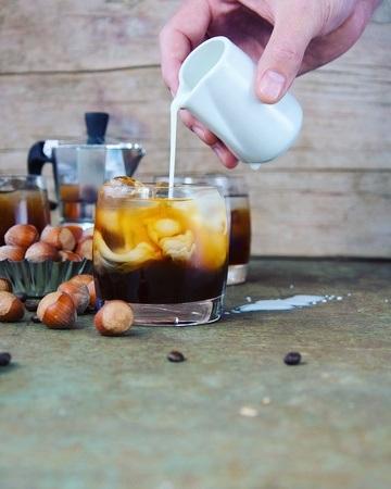 Rezept White Nut Russian