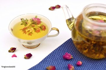 Rezept Wildkräuter-Tee