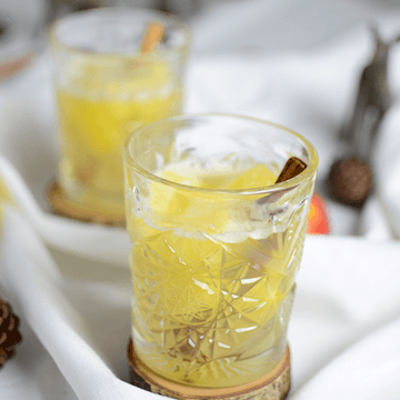 Rezept Winter Apple Wine