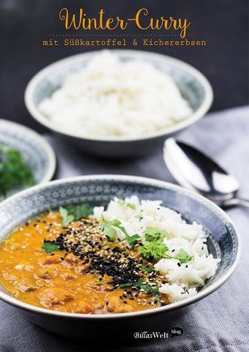 Rezept Winter-Curry