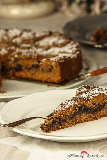Rezept Winterliche Linzer Torte - ein traditionsreicher Kuchen