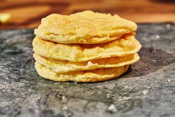 Rezept Wolken Brot - Keto Style
