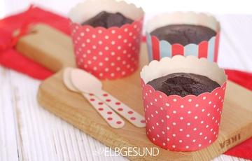 Rezept Wunder-Muffins: schokoladig, saftig und detox – glutenfrei und nur mit guten Zutaten!