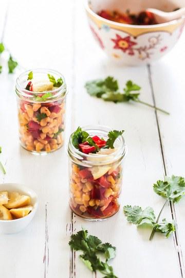 Rezept Würziger Maissalat für's Grillfest