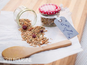 Rezept Xmas-Granola – ein köstliches Geschenk aus der Küche!
