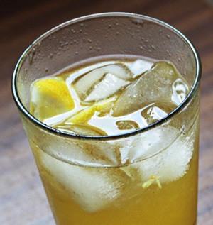 Rezept Yuzu-Zitronen-Ingwer-Limonade
