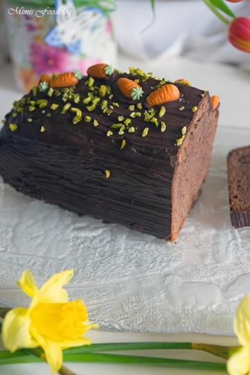 Rezept Zartbitterschokoladen Kuchen