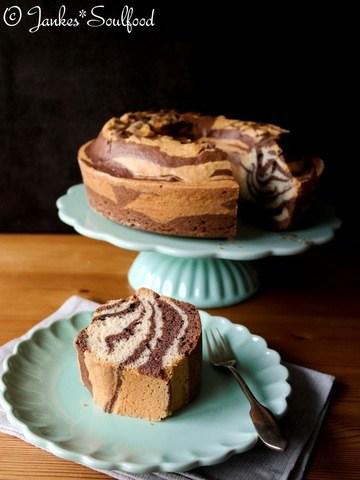 Rezept Zebra-Kuchen