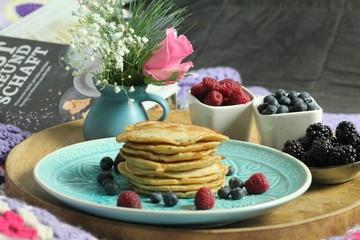 Rezept Zimt-Pancakes