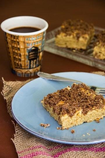 Rezept Zimtstreusel-Kuchen (vegan)