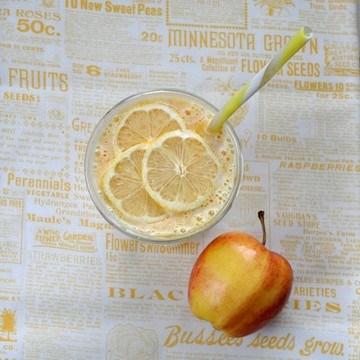 Rezept Zitrone Papaja und Mango Smoothie