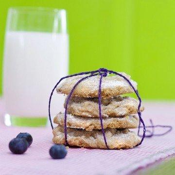 Rezept Zitronen-Cookies